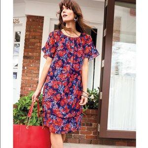 Dresses & Skirts - Floral Flutter Dress